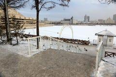 Kazan, Repubblica di Tatarstan, Russia Fotografie Stock