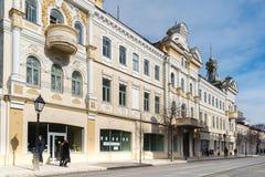 Kazan Rosja, Mar, - 28 2017 Chernoyarovsky przejście - Zyskowny dom handlarz Chernoyarov Zdjęcia Royalty Free