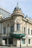 Kazan Rosja, Mar, - 28 2017 Krajowa biblioteka republika Tatarstan poprzedni dom Zinaida Ushkova Obrazy Royalty Free