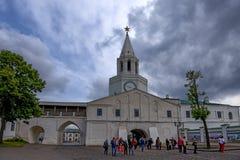 KAZAN, RUSLAND - CIRCA JUNI, 2016 royalty-vrije stock foto's