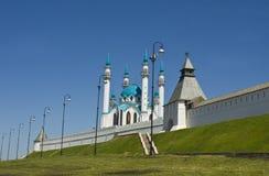 kazan russia Arkivbilder