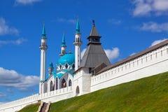 kazan russia Fotografering för Bildbyråer