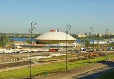 Kazan, Russia, circus Stock Images