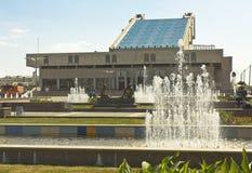 Kazan, Russia, Kamal theatre Royalty Free Stock Photography