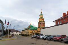 Kazan, Russia - 28 marzo 2017  Immagini Stock