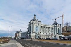 Kazan, Russia - 28 marzo 2017 Ministero di agricoltura e di alimento Palazzo degli agricoltori Fotografie Stock Libere da Diritti
