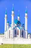 Kazan Russia mosque Kul Sharif Stock Photo