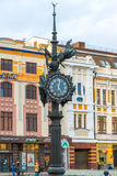 Kazan, Russie - 25 mars 2017 Complexe résidentiel de ferme de Kazan Photo libre de droits