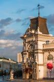 Kazan, Russie - 26 mars 2017 Musée National de la République du Tatarstan sur la rue de Kremlin Photo stock