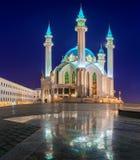 Kazan stad, Ryssland royaltyfria bilder