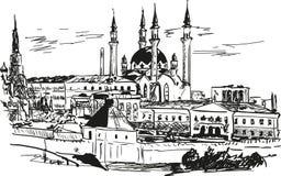 Kazan Royalty Free Stock Photos