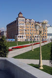 Kazan Tatar Russia. Visited Kazan in 2005, it is an old city. more than a thousand years old. I was impressed with so much upgrading in construction work.  I Stock Photos