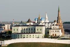 Kazan viejo kremlin (Rusia) Fotos de archivo
