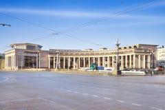 Kazan (Volga gebied) Federale Universiteit royalty-vrije stock afbeelding