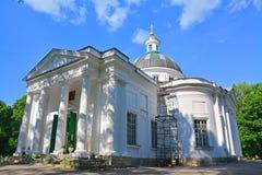 Kazanskaya-Kirche in Bogoroditsk-Stadt Lizenzfreie Stockfotos