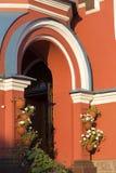 Kazansky Sobor在伊尔库次克,俄联盟 免版税库存照片