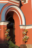 Kazansky Sobor en Irkutsk, Federación Rusa fotos de archivo libres de regalías