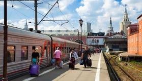 Kazansky terminal editorial Stock Image
