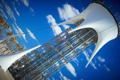 kazantip πύργος Στοκ φωτογραφίες με δικαίωμα ελεύθερης χρήσης