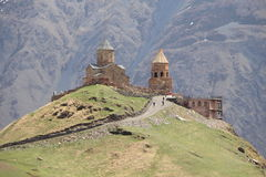Kazbegi Stock Photography