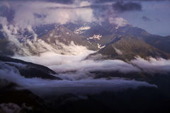 kazbek Στοκ εικόνες με δικαίωμα ελεύθερης χρήσης