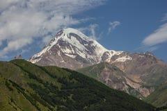 Kazbek Photographie stock libre de droits