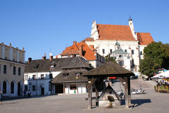 Kazimierz Royalty Free Stock Photos