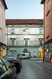 Kazimierz in Cracov Stock Foto