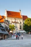 Kazimierz Dolny, Polonia Immagine Stock Libera da Diritti