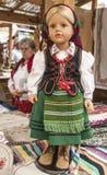 Kazimierz Dolny, Polska - uliczna market/a lala Obrazy Royalty Free