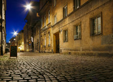 Kazimierz, former jewish quarter of Krakow, Poland Royalty Free Stock Photography