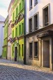 Kazimierz, former jewish quarter of Krakow, Poland. Stock Photography