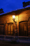 Kazimierz, former jewish quarter of Krakow, Poland. Stock Photos