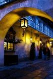 Kazimierz, former jewish quarter of Krakow, Poland. Royalty Free Stock Images