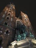 Kazimierz, Krakow Zdjęcia Stock
