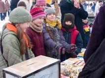 Kaziukas fair Stock Photos