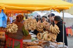 Kaziuko fair on Mar 7, 2014 in Vilnius Royalty Free Stock Photo