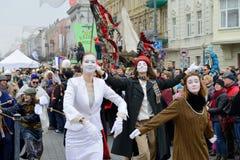 Kaziuko fair on Mar 8, 2014 in Vilnius Royalty Free Stock Photo