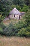Kazun - small stone house Royalty Free Stock Photos