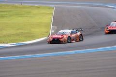 Kazuya Oshima of LEXUS TEAM LeMans ENEOS in Super GT Final Race Stock Image