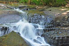 Kbal Spean. In Kulen Hills, Siem Reap, Cambodia Royalty Free Stock Images