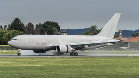 KC767A Aeronautica Militare Italiana MM62229 Photographie stock libre de droits