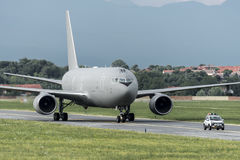 KC767A Aeronautica Militare MM62229 Royalty-vrije Stock Fotografie