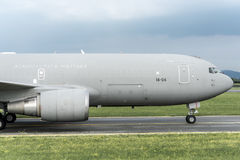 KC767A Aeronautica Militare MM62229 Photo libre de droits