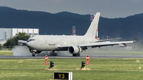 KC767A Aeronautica Militare MM62229 Photographie stock libre de droits