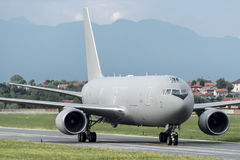 KC767A Aeronautica Militare MM62229 Photographie stock