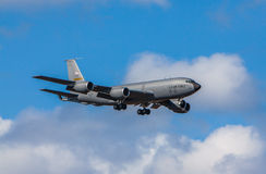 KC-135 Stratotanker Royalty Free Stock Photo