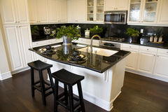 Küche 2452 Lizenzfreie Stockfotografie