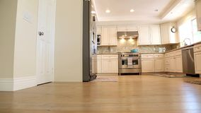 Küche stock footage