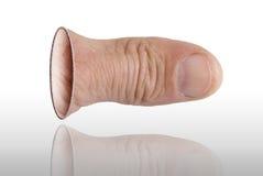 kciuk. Zdjęcie Stock